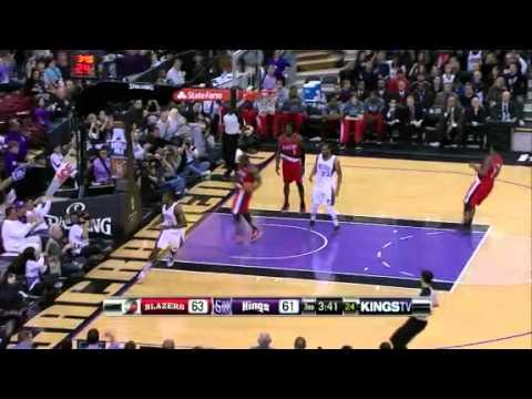 Portland Trail Blazers 92 – Sacramento Kings 95