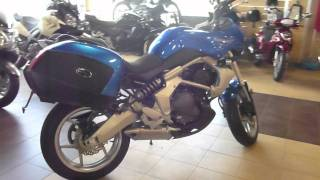 9. 2009 Kawasaki Versys DEMO w/ Added Accessories