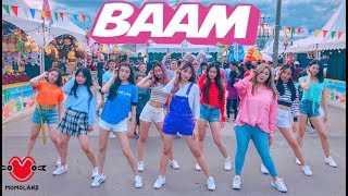 "Video [KPOP IN PUBLIC CHALLENGE] MOMOLAND(모모랜드) - ""BAAM"" Dance cover by FDS Vancouver MP3, 3GP, MP4, WEBM, AVI, FLV April 2019"