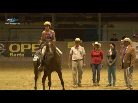 Jelmezes pleasure freestyle versenyszám a Western OB 4. fordulóján