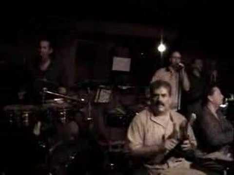Johnny Rodriguez,Eddie Montalvo & Karl Perazzo