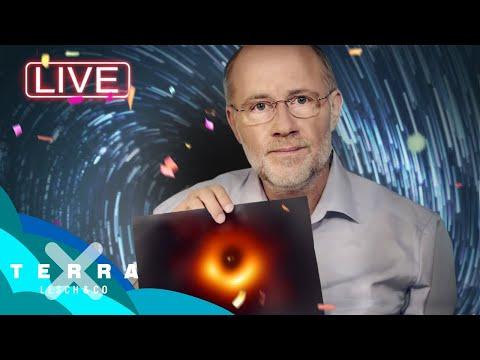 LIVE: Das erste Foto eines Schwarzen Lochs