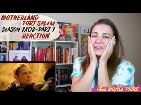 "Motherland Fort Salem Season 1 Episode 8 ""Citydrop"" REACTION Part 1"