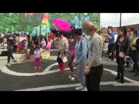 Wilson Avenue – a new public space in Brunswick