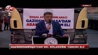Gaziosmanpaşa'Dan Sel Bölgelerine Yardım Eli! - Tek Rumeli Tv