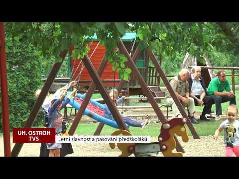 TVS: Týden na Slovácku 21. 6. 2018
