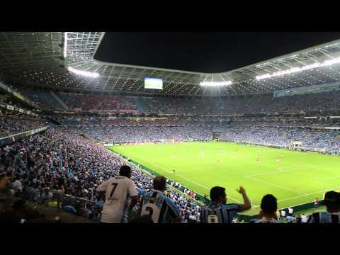 Grêmio 5 x 0 Inter - Grenal 407 - Meu Único Amor - Brasileirão 2015 - Geral do Grêmio - Grêmio - Brasil - América del Sur