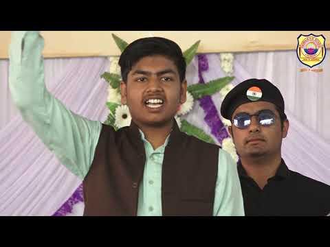 Uri the surgical Strike drama presented by sapna bhahana madam and team,   padmaja h.s. school