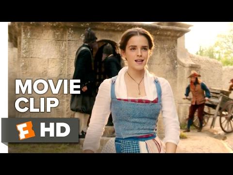 Beauty and the Beast Movie CLIP - Belle (2017) - Emma Watson Movie (видео)