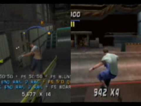 Tony Hawk39s Pro Skater 3 Jeu GameCube  Images Vidos