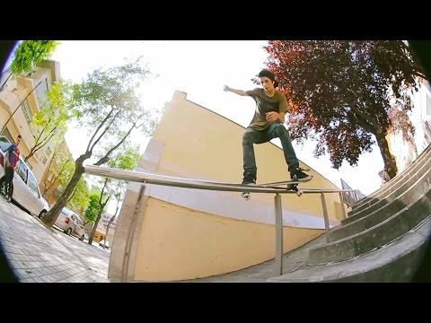 Street - Check out Bruno's full story HERE: http://win.gs/1qFydCS Another raw young talent coming out of Portugal. Bruno Senra is starting to make waves, aged just 17 and full of drive. He has just...