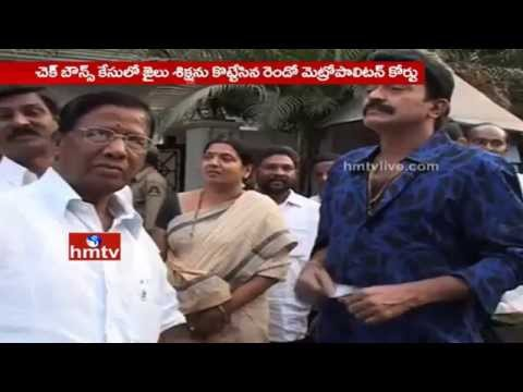 "Relief for Jeevitha Rajasekhar in 2nd Metropolitan Court over ""Cheque Bounce Case"""
