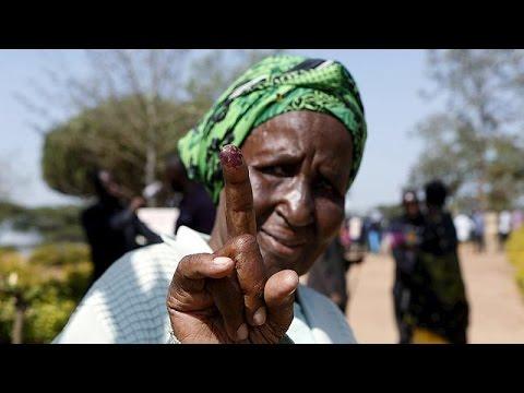 Ουγκάντα: Προεδρικές εκλογές