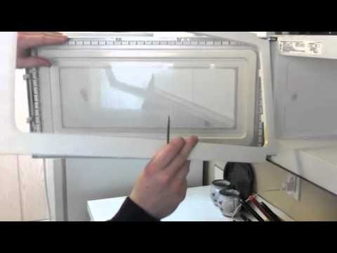 How To Replace Ge Microwave Door Handle