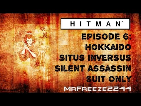 HITMAN - Hokkaido - Silent Assassin/Suit Only - Challenge (Easy Peasy)