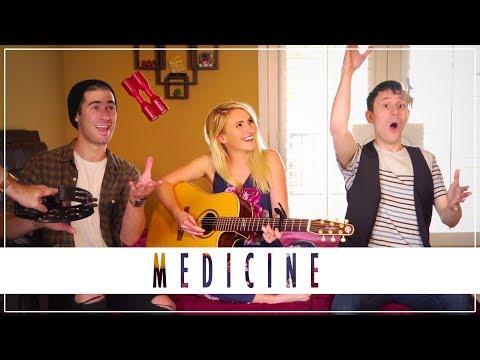 """Kelly Clarkson  """"Medicine"""" Cover by Kurt Hugo Schneider"""