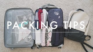 Video Travel Packing Tips | How to Pack a Carry-On + Packing Checklist Download MP3, 3GP, MP4, WEBM, AVI, FLV Desember 2018
