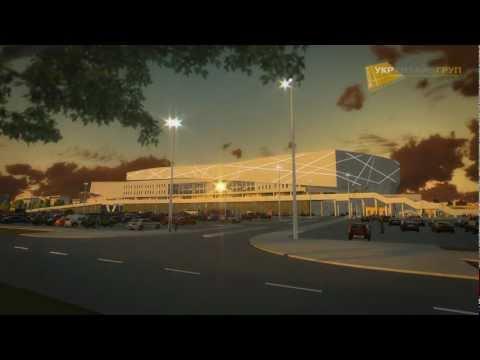 Tour virtual por el Lviv Arena