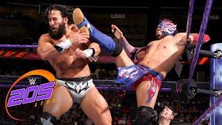Kalisto vs. Tony Nese: WWE 205 Live, July 31, 2018