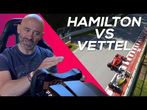 El numerito de Vettel en Canadá  El Garaje de Lobato