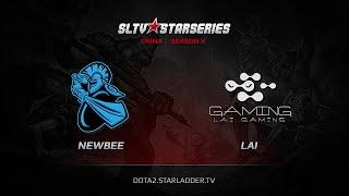 NewBee vs LAI, game 1