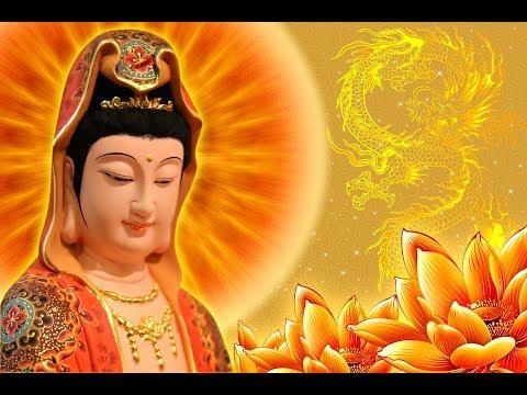 Chú Đại Bi - Giọng trì chú rất hay, nhẹ nhàng, thanh thoát (trì 21 biến):  Nam Mô Đại Bi Hội Thượng Phật Bồ TátCông dụng của Chú Đại Bi - Theo Kinh Đại Bi Tâm Đà Ra NiNếu có chúng sanh nào, trong một ngày đêm tụng năm biến chú, sẽ diệt trừ được tội nặng trong một ngàn muôn ức kiếp sanh tử.Quán Thế Âm Bồ Tát lại bạch Phật: Bạch Đức Thế Tôn! Nếu chúng sanh nào tụng trì thần chú Đại Bi mà còn bị đọa vào ba đường ác, con thề không thành Chánh Giác. Tụng trì thần chú Đại Bi, nếu không được sanh về các cõi Phật, con thề không thành chánh giác. Tụng trì Thần Chú Đại Bi nếu không được vô lượng tam muội biện tài con thề không thành Chánh giác. Tụng trì thần chú Đại Bi tất cả sự mong cầu trong đời hiện tại nếu không được vừa ý thì chú này không được gọi là Đại Bi Tâm Đà Ra Ni, duy trừ cầu những việc bất thiện, trừ kẻ tâm không chí thành. Nếu các người nữ chán ghét thân nữ, muốn được thân nam, tụng trì thần Chú Đại Bi như không chuyển nữ thành nam con thề không thành chánh giác. Như kẻ nào tụng trì chú này, nếu còn sanh chút lòng nghi, tất không được toại nguyện. Nếu chúng sanh nào xâm tổn tài vật thức ăn uống của thường trụ sẽ mang tội rất nặng, do nghiệp ác ngăn che, giả sử ngàn Đức Phật ra đời cũng không được sám hối, dù có sám hối cũng không trừ diệt. Nếu đã phạm tội ấy, cần phải đổi mười phương Đạo Sư sám hối mới có thể tiêu trừ. Nay do tụng trì thần chú Đại Bi Tâm Đà Ra Ni, mười phương Đạo Sư đều đến vì làm chứng minh, nên tất cả tội chướng thảy đều tiêu diệt. Chúng sanh nào tụng chú này, tất cả tội thập ác ngũ nghịch báng pháp, báng người, phá giới, phạm trai, hủy hoại chùa pháp, trộm của tăng kỳ làm nhơ phạm hạnh, bao nhiêu tội ác nghiệp nặng như thế đều được tiêu hết, duy trừ một việc: Kẻ tụng đối với chú còn sanh lòng nghi. Nếu có sanh tâm ấy, thì tội nhỏ nghiệp nhẹ cũng không được tiêu, huống chi tội nặng? Nhưng tuy không liền diệt được tội nặng cũng có thể làm nhân Bồ đề về kiếp xa sau.Bạch Đức Thế Tôn! Nếu các hàng trời, người tụng trì thần chú Đại Bi, thì không b