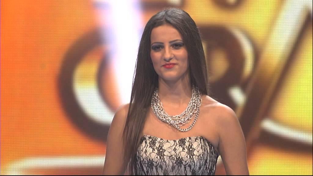 Dragana Stojanović – Sve sam stekla sama – Zvezde granda 2014-2015 – emisija 12 (06. 12. – ženska grupa)