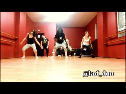 Afrobeat[L.A.X - MO LOWO] coreo by Don Kof