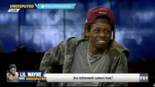 Lil Wayne Says He's NOT Retiring - Says Thank You To Young Thug and Kendrick Lamar For Their Support