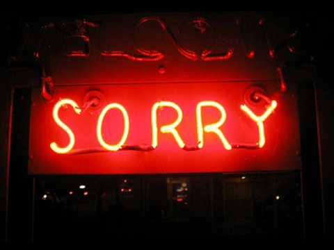 maafkan aku - lupakan aku