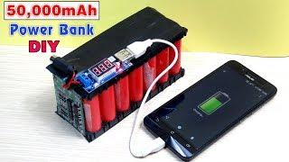 Video How to Make a 50,000 mAh Power Bank from Scrap Laptop Battery MP3, 3GP, MP4, WEBM, AVI, FLV September 2019