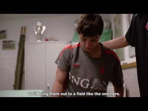CP Football Promo film with subtitles