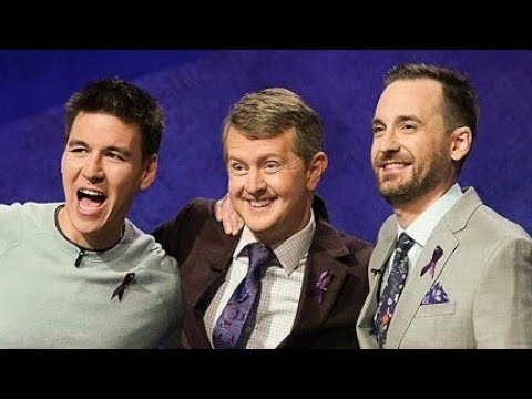 KEN JENNINGS WINS 'Jeopardy! THE GREATEST OF ALL TIME' Tournment