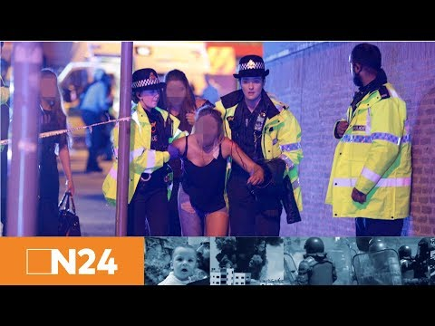 Terroranschlag in Manchester: 22 Tote nach Selbstmo ...
