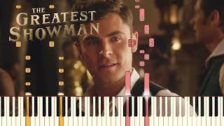 "Video The Greatest Showman - ""The Other Side"" [Piano Tutorial] (Synthesia) MP3, 3GP, MP4, WEBM, AVI, FLV Januari 2018"