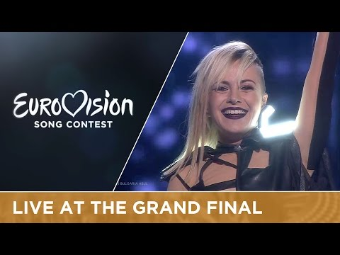 LIVE - Poli Genova - If Love Was A Crime (Bulgaria) at the Grand Final (видео)