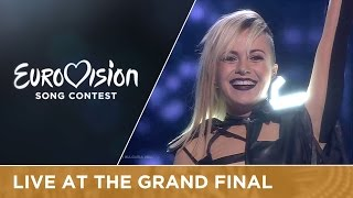 LIVE - Poli Genova - If Love Was A Crime (Bulgaria) at the Grand Final - YouTube