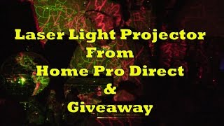 The Laser Light Projector From Home Pro Direct