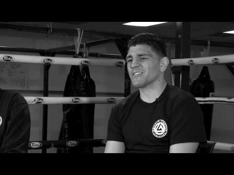 Fight Life Nate and Nick Diaz Diaz Brothers  Playground Battles