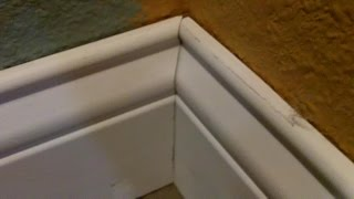 Video A Simple Trick to Install Baseboard Corners Perfectly MP3, 3GP, MP4, WEBM, AVI, FLV Agustus 2019