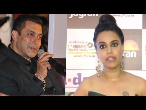 Swara Bhaskar Supports Salman Khan For His Recent
