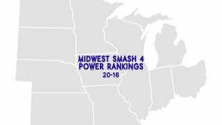 Midwest Smash 4 Power Rankings  16-20