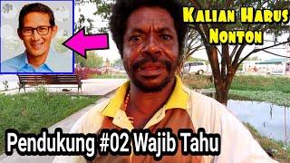 Video Sosok Sandiaga Uno di Mata Masyarakat Papua MP3, 3GP, MP4, WEBM, AVI, FLV Mei 2019