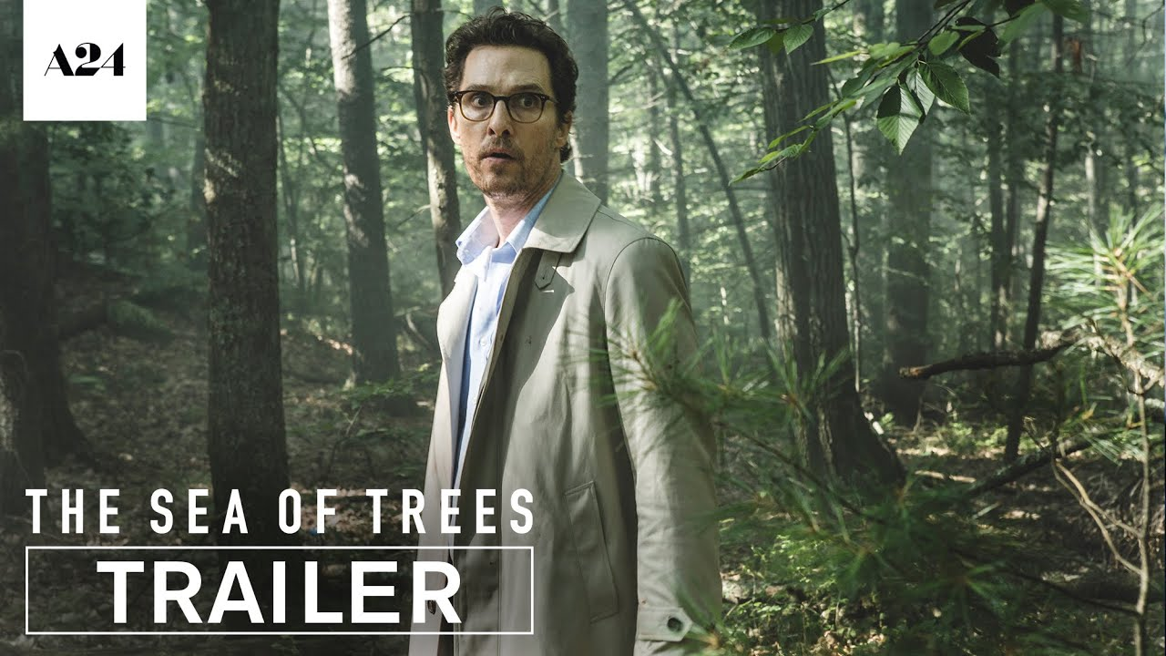 """Why do you want to die?"" [Watch] Matthew McConaughey & Naomi Watts in Gus Van Sant's 'The Sea Of Trees'"