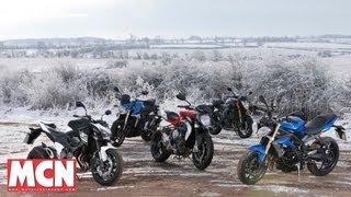9. Kawasaki Z800 vs Rivals | Road Test | Motorcyclenews.com