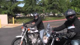 5. Yamaha Bolt vs Harley Sportster 883 Drag Race