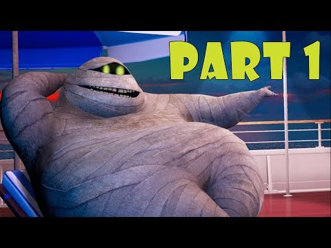 Hotel Transylvania 3: Monsters Overboard - Walkthrough - Part 1 (PC HD) [1080p60FPS]