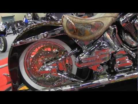 0 El Puro vato Harley softail Deluxe from Blacksmith Motoring Co.