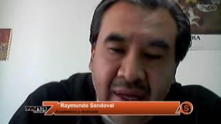 Raymundo Sandoval Académico y Activista