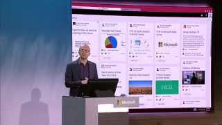 Nonton Convergence 2015 Satya Nadella, CEO of Microsoft - How I use Delve every DAY! Film Subtitle Indonesia Streaming Movie Download